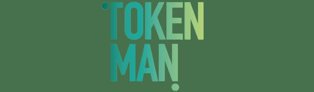 Token Man logo